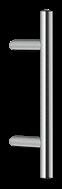 Edelstahl LED Beleuchtung 350mm