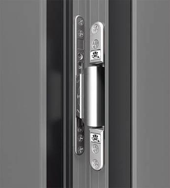 Mehrfach-Verriegelungen Haustüren-Sicherheit
