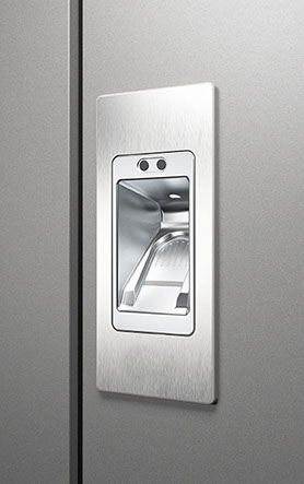 Haustüren mit Fingerprint