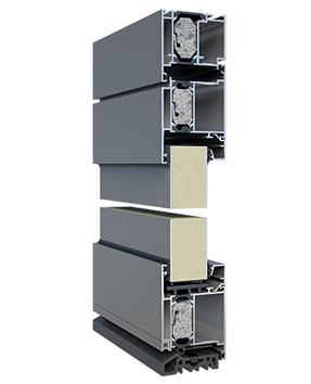 40mm Vertikalschnittfüllung