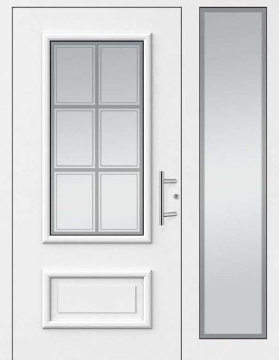 Haustüren im Landhaus Stil