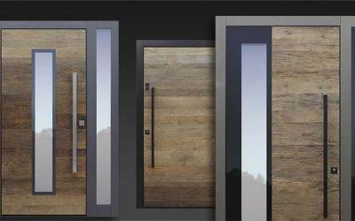 Altholz-Haustüren