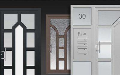 Haustüren in Sonderformen