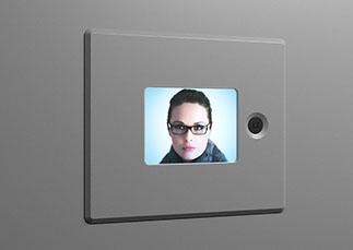 Türspion Haustüren Einbruchsicher LED